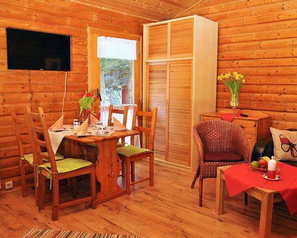 Studienreise Aktiv-Resort Reinsberg: Ferienwohnung