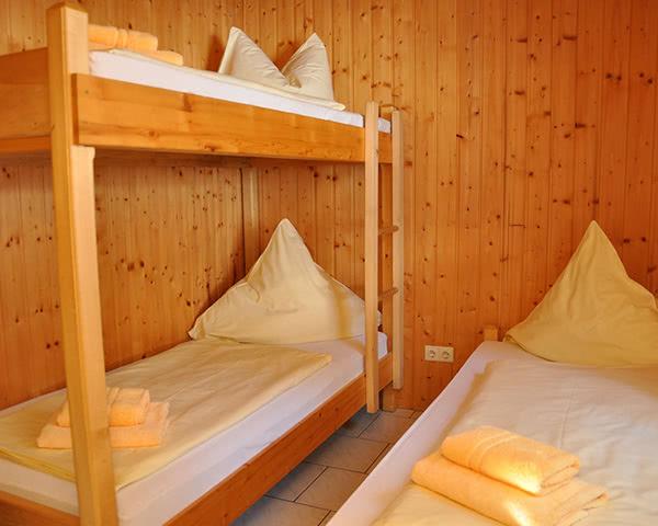 Kursfahrt Aktiv-Resort Reinsberg- Gruppenunterkunft