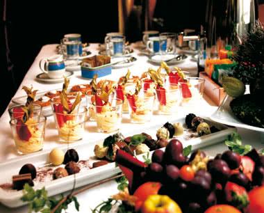 Abifahrt InterCityHotel Ulm: Desserts