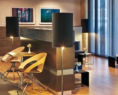 Schulfahrten InterCityHotel Ulm: Lounge