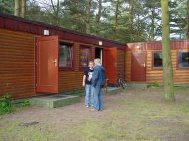 Abifahrt nach Usedom - Unterkunft