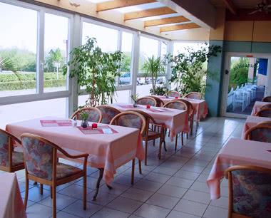 Klassenfahrt Feriendorf Lütow- Restaurant