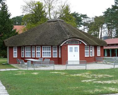 Klassenfahrt Jugendferienpark Ahlbeck- Unterkunftsbeispiel