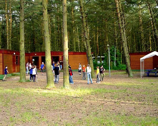 Jugendfahrt Natur Camping Usedom- Unterkunft