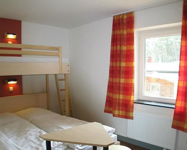 Studienreise Strandgut Trassenheide: Zimmerbeispiel