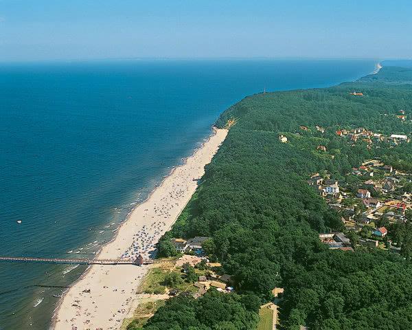 Abireise Ferienanlage Koserow: Anlage