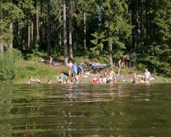Klassenfahrten Flambacher Mühle- Badesee