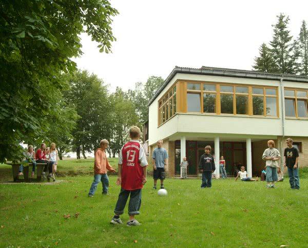 Abschlussfahrt Harz: Sportprogramm
