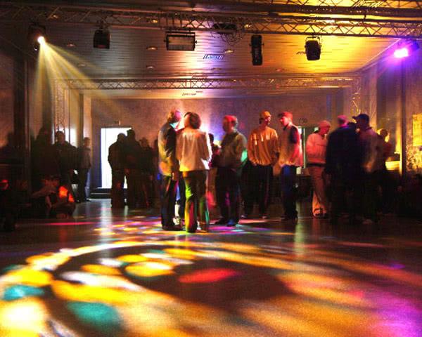 Schulreise Unterkunft Osterode: Disko