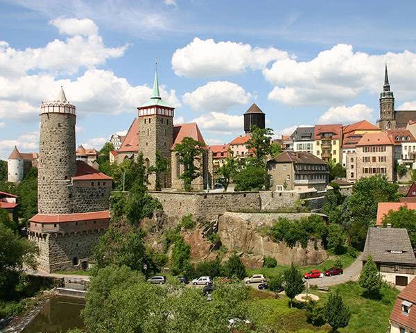 Jugendreise Impressionen Bautzen: Altstadt