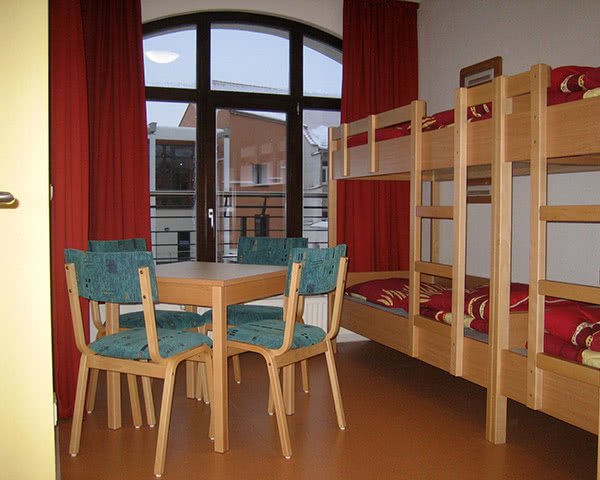 Klassenreise Jugendherberge Görlitz: Zimmerbeispiel