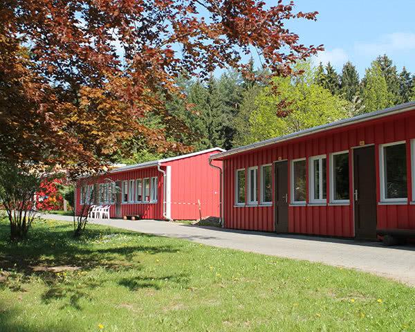 Jugendfahrten Kinder- und Erholungszentrum Querxenland- Unterkunftsbeispiel