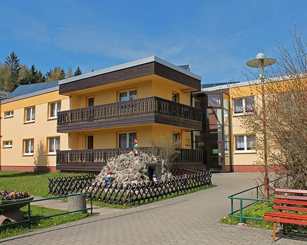 Abireisen Kinder- und Erholungszentrum Querxenland : Haupthaus