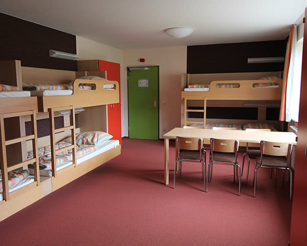 Gruppenreisen Kinder- und Erholungszentrum Querxenland: Mehrbettzimmer