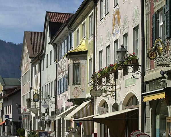 Abifahrten Garmisch-Partenkirchen- Innenstadt