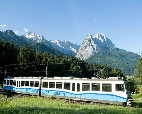 Gruppenfahrten Grainau- Zugspitzbahn