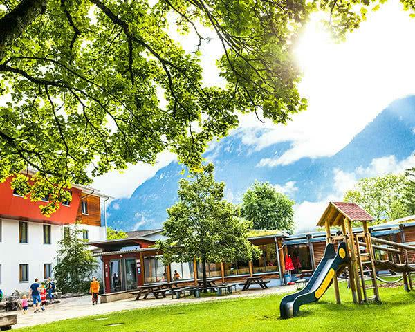 Schülerreisen Jugendherberge Garmisch-Partenkirchen: Anlage