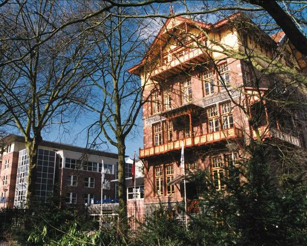 Klassenfahrt Stayokay Amsterdam Vondelpark- Außenansicht
