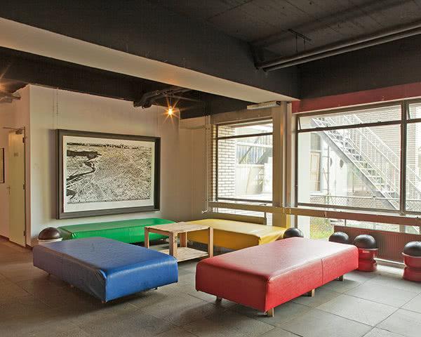Abifahrt WOW Amsterdam- Lobby