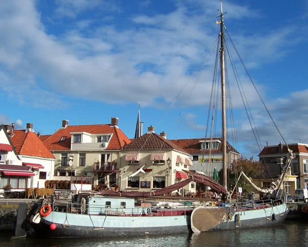 Kursreisen Segelschiff: Ablegeplatz
