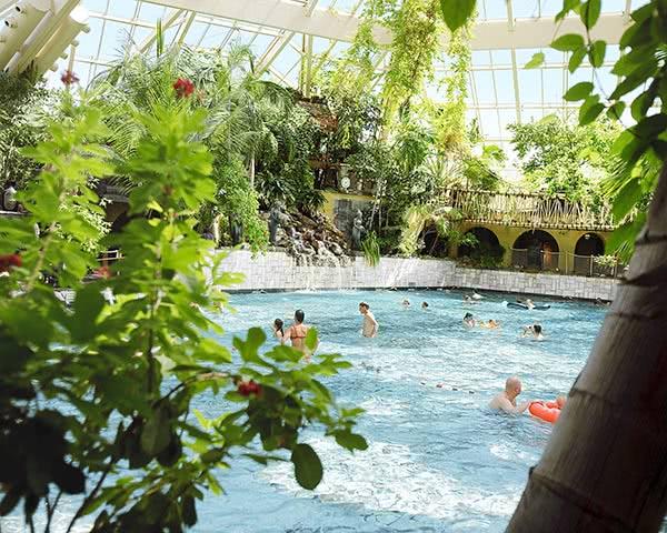 Jugendfahrt Centerparcs De Eemhof- Schwimmbad