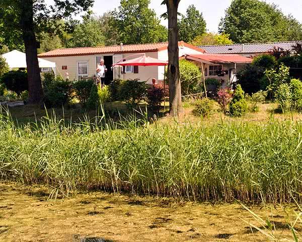 Jugendfahrt Ferienpark Flevoland- Außenansicht