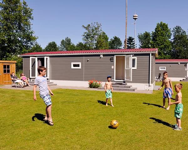 Kursreise Ferienpark Flevoland: Unterkunftsbeispiel