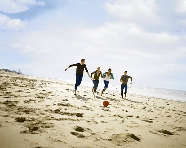 Klassenfahrt Zandvoort
