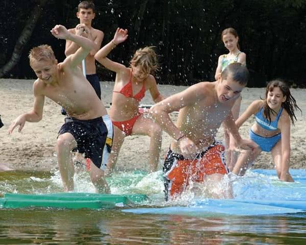 Abireisen Ferienpark Heino: Fun
