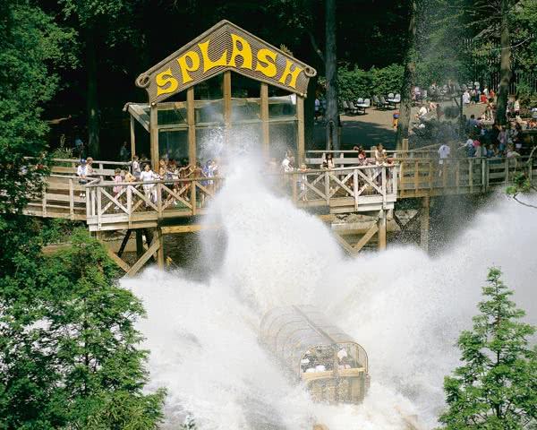 Klassenfahrt Ferienpark Duinrell- Splash
