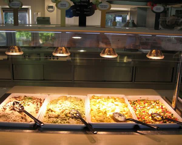 Abireise StayOkay Noordwijk: Buffet