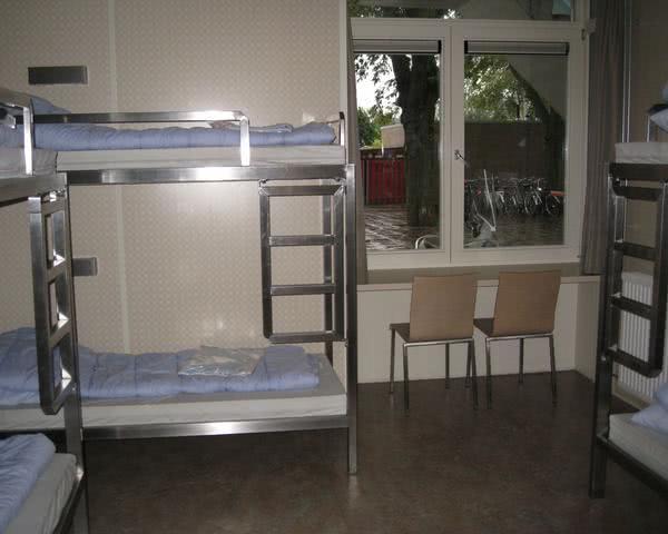 Schulfahrt StayOkay Noordwijk- Sechsbettzimmer