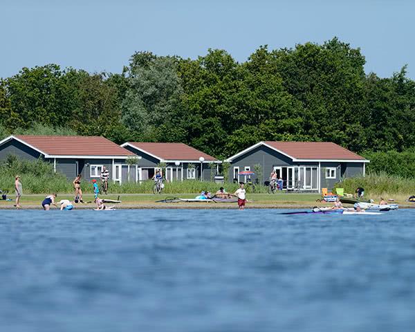Klassenfahrt Ferienpark Kamperland- Anlage