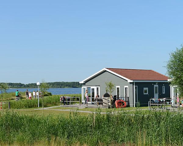 Schulfahrt Ferienpark Kamperland- Unterkunftsbeispiel