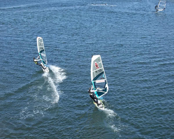 Surfen in Holland