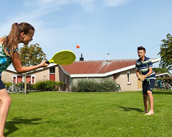 Abschlussreise Hof Domburg: Tennis
