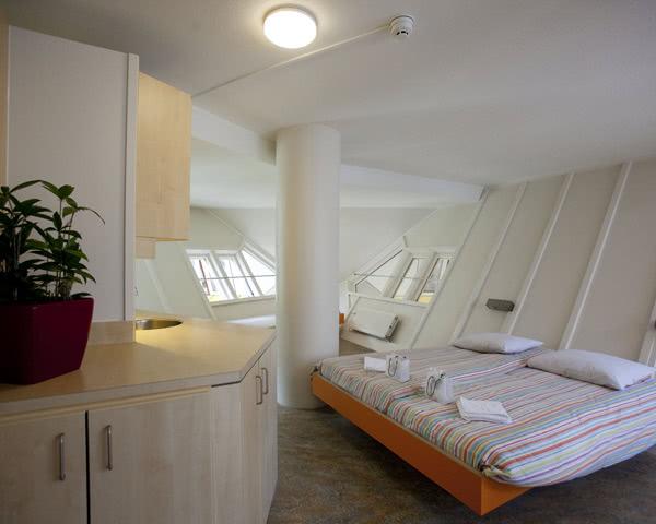 Kursfahrt Stayokay Rotterdam- Zimmerbeispiel