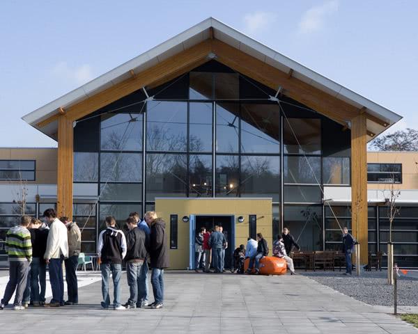 Kursreise Stayokay Texel: Außenansicht