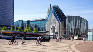 Augustusplatz und Universität