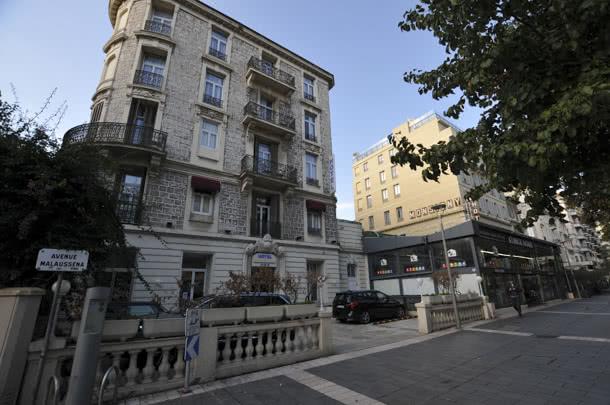 Hotel Annex in Nizza