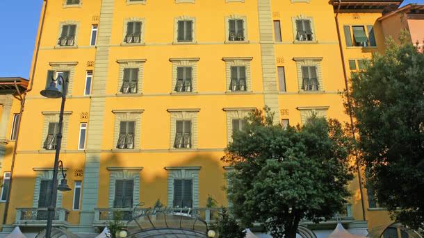 Hotel Prati in Montecatini Terme