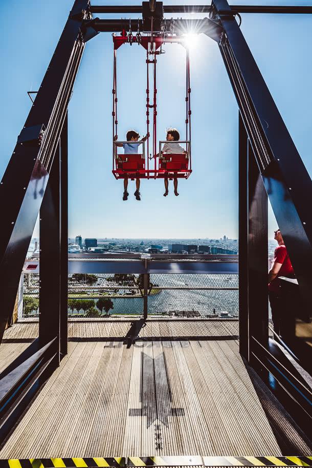 "Amsterdam - ""Over the Edge"" © Dennis Bouman"