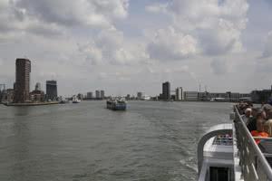 Rotterdam - Hafenrundfahrt