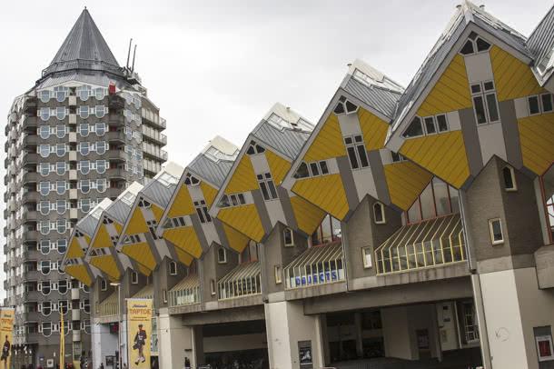 Rotterdam - Kubuswohnungen