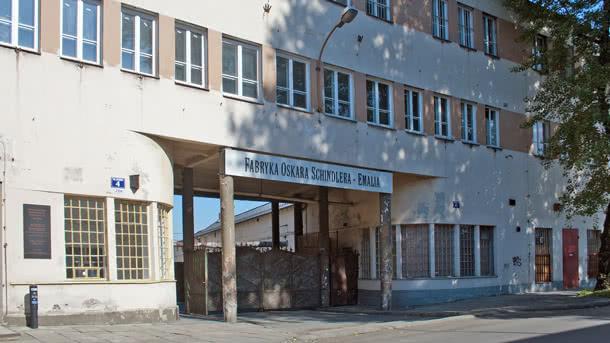 Oskar Schindlers Fabrik