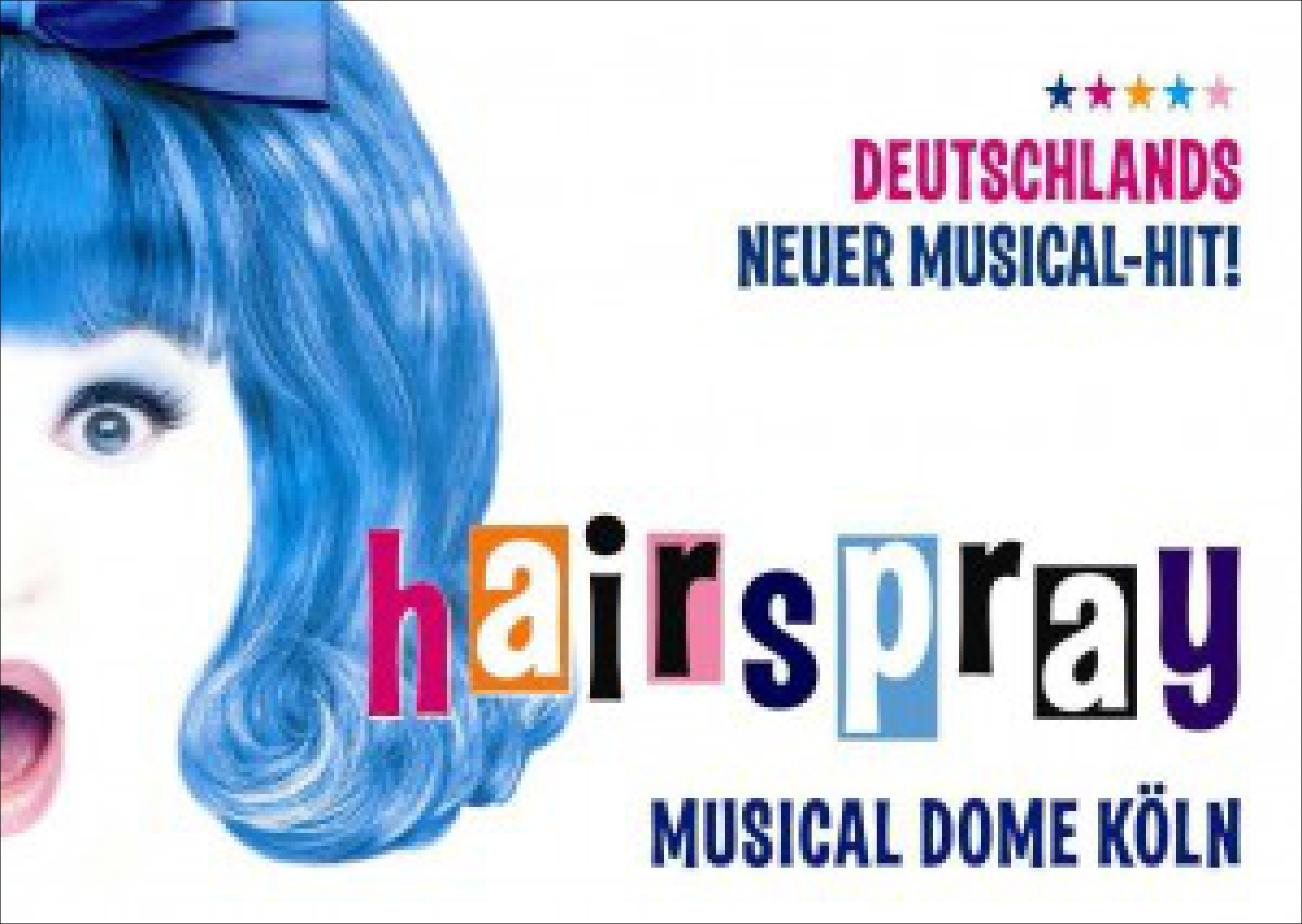 Hairspray - im Musical Dome Köln