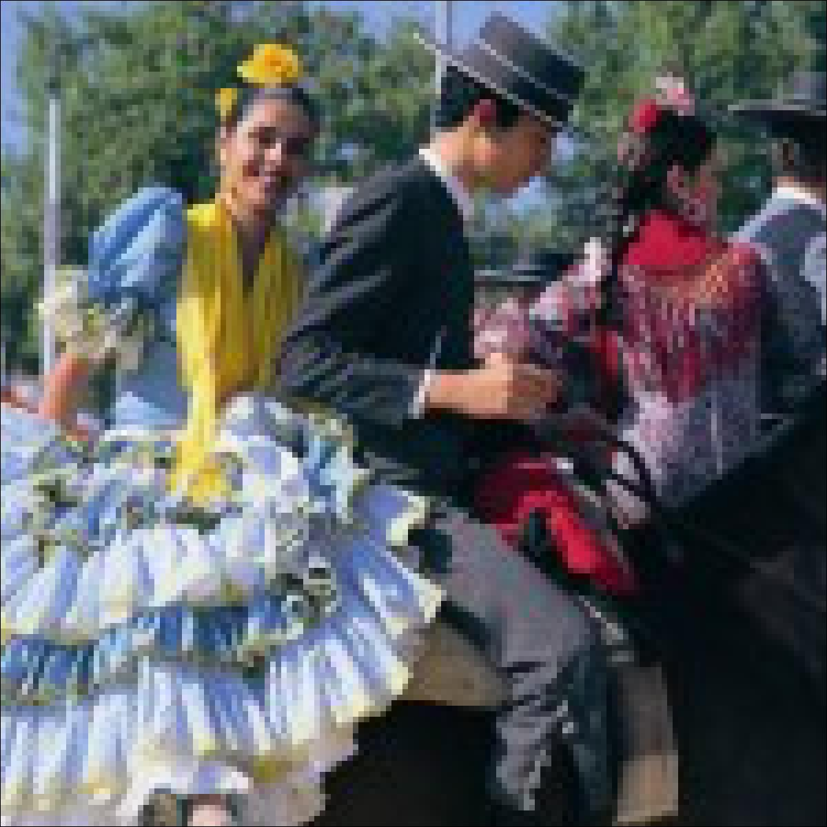 Andalusisches Lebensgefühl auf Klassenfahrt erleben
