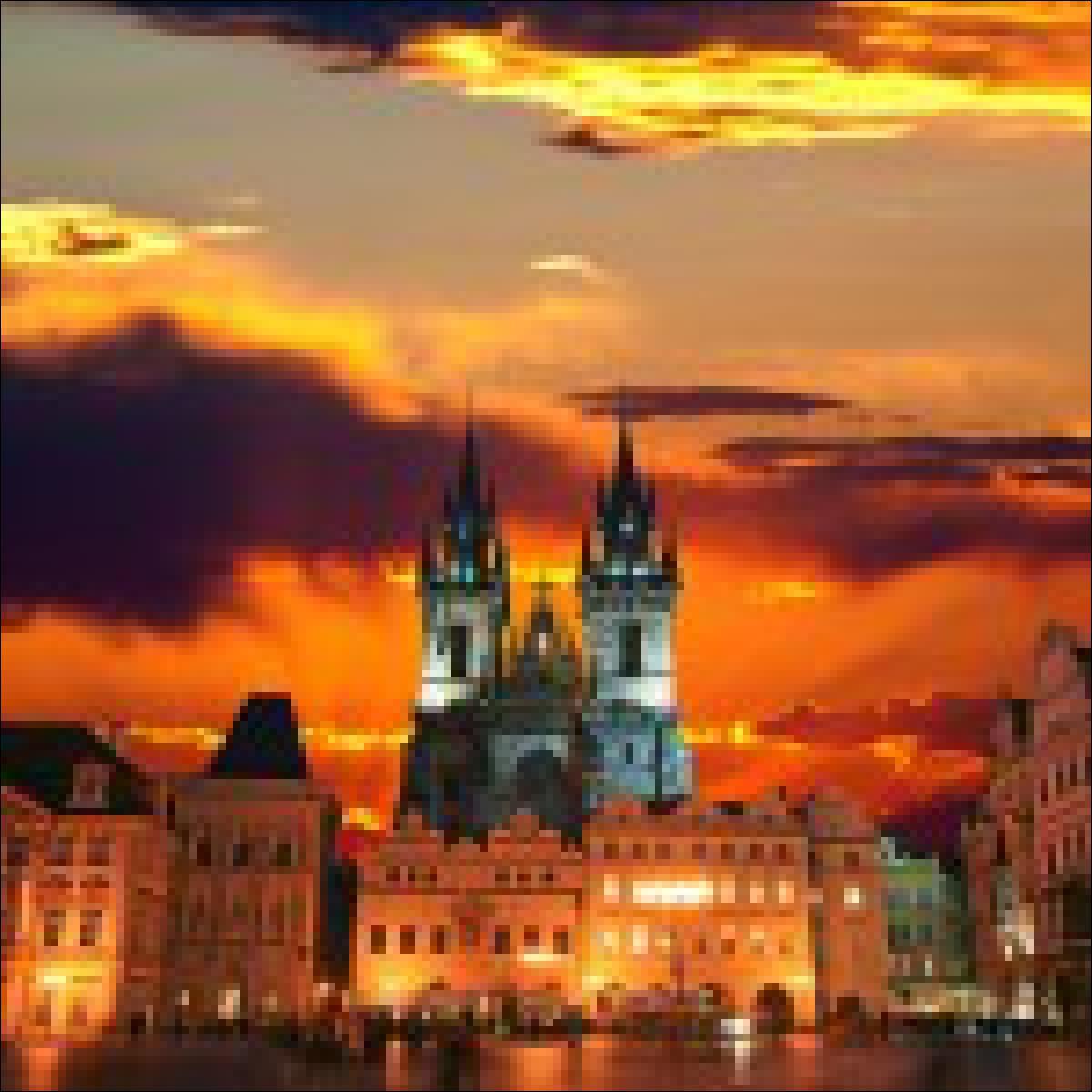Klassenfahrt Prag - Altstädter Ring