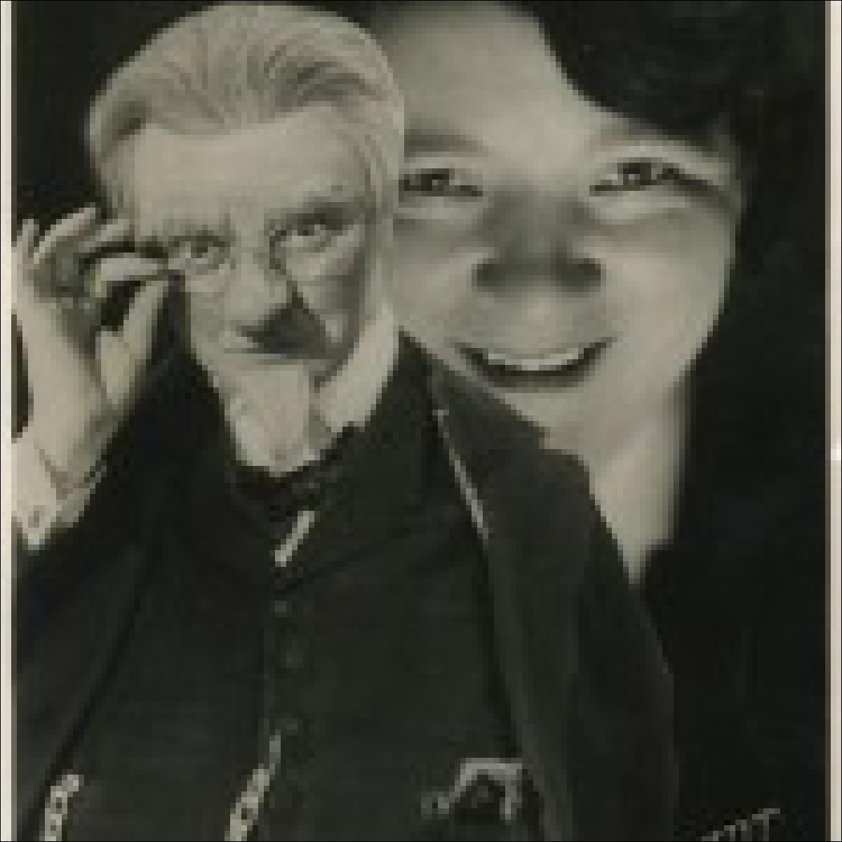 Valentin mit seiner kongenialen Partnerin Liesl Karlstadt