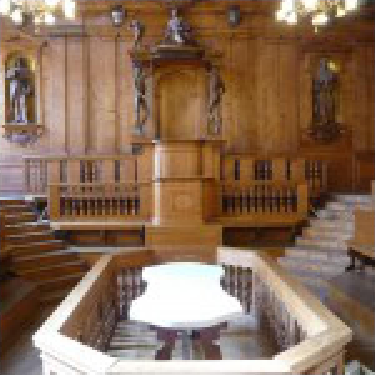 Ein Blick in die Universität Bologna